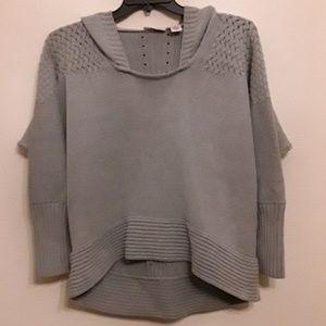 DKNY sweater, Sz M, oversized